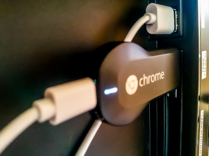 Chromecast tv telefono movil
